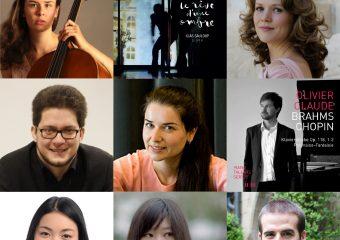 La playlist Les Nouveaux Talents Classiques sur Accent 4