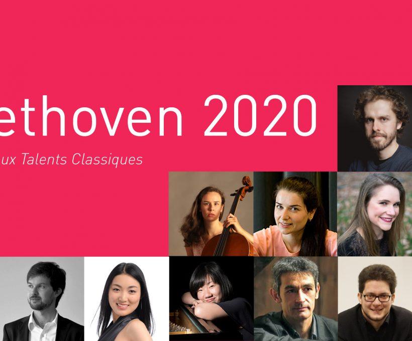 Émission spéciale Beethoven 2020 : Les Nouveaux Talents Classiques