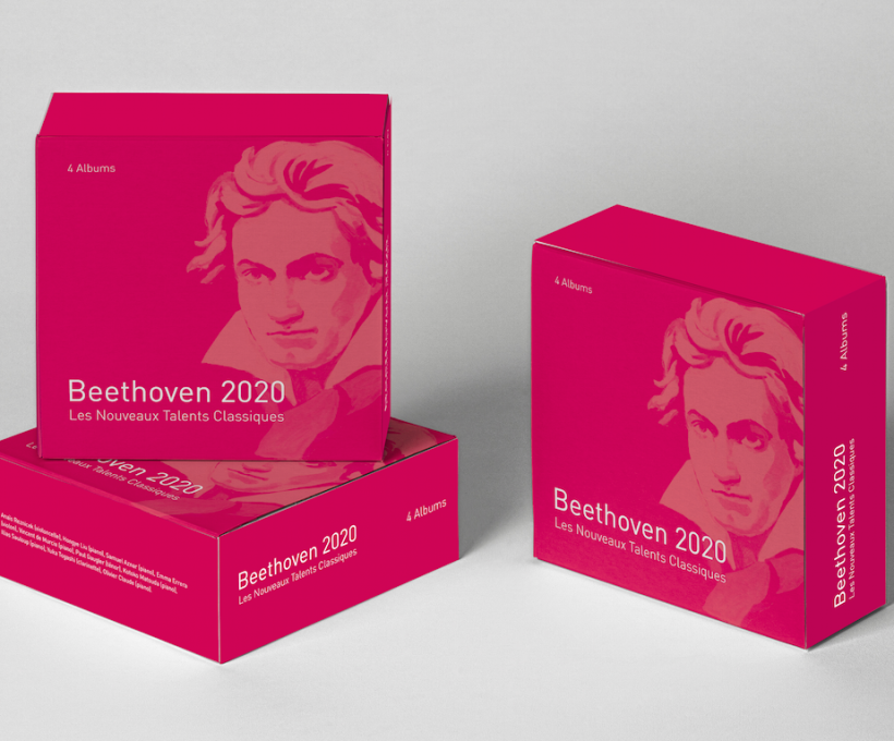 À paraître : Coffret Spécial Beethoven